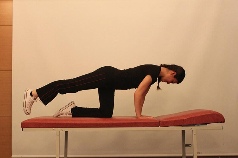 Физически упражнения за кръста - 07